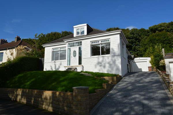 4 Bedrooms Detached Bungalow for sale in 94 Westerton Avenue, Bearsden, Glasgow, G61 1HR