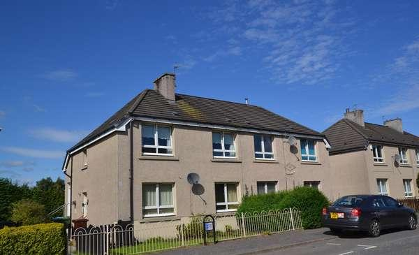 1 Bedroom Flat for sale in 97 Cumbernauld Road, Chryston, Glasgow, G69 9AD