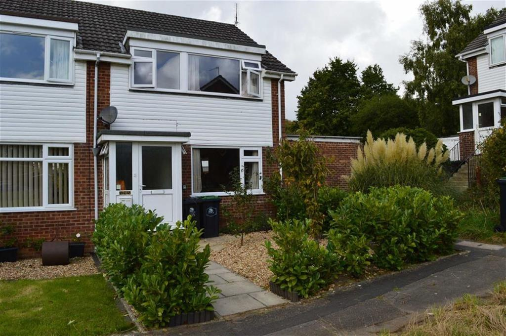 3 Bedrooms End Of Terrace House for sale in Cutlers Place, Wimborne, Dorset