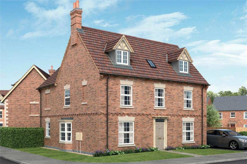 5 Bedrooms Detached House for sale in Church Fields, Weddington, Nuneaton, Warwickshire
