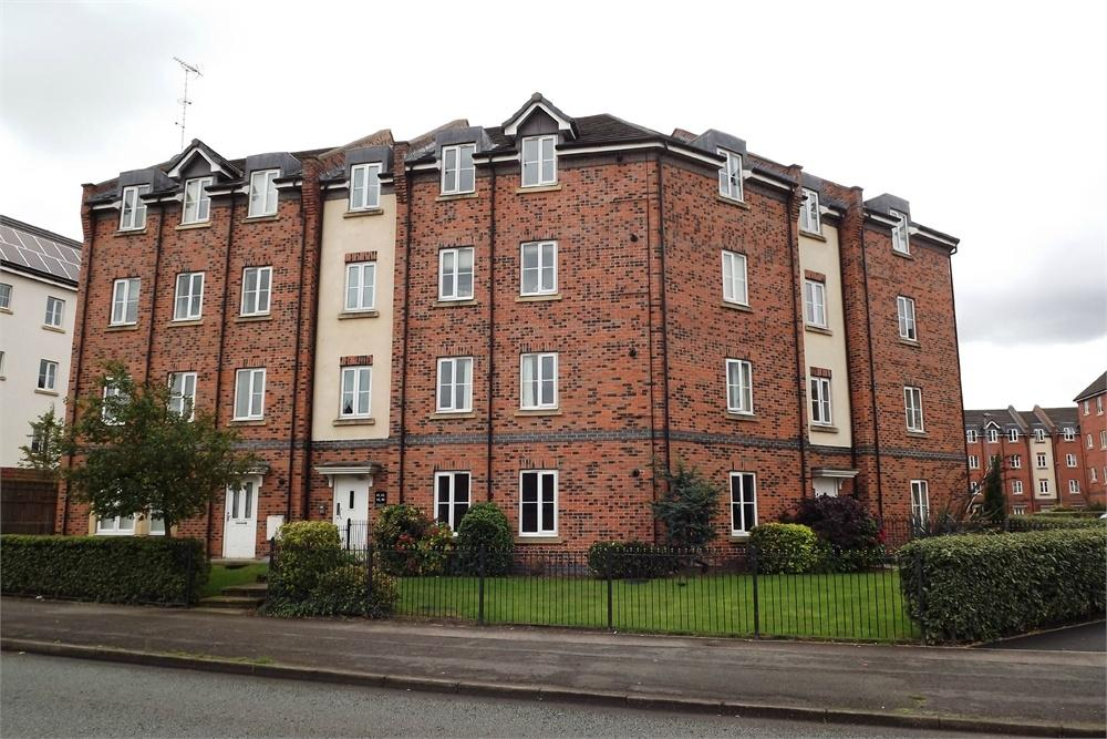 2 Bedrooms Flat for sale in Redfearn Walk, Marsh House Lane, WARRINGTON, Cheshire