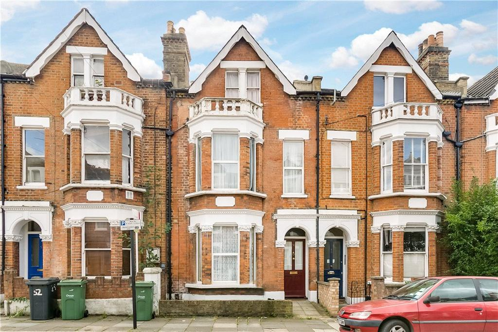 5 Bedrooms Terraced House for sale in Hemberton Road, Stockwell, London, SW9