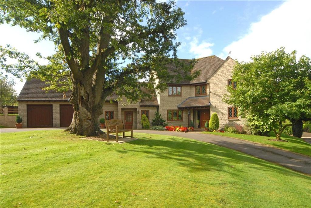 5 Bedrooms Detached House for sale in Moor Court, Rodborough Common, Stroud, Gloucestershire, GL5