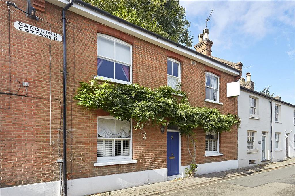 3 Bedrooms Terraced House for sale in Orleans Road, Richmond, Twickenham, TW1