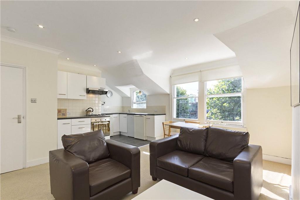2 Bedrooms Flat for sale in Brondesbury Villas, Queen's Park, London, NW6
