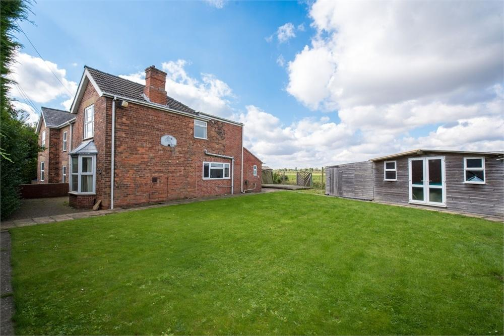 4 Bedrooms Semi Detached House for sale in Sibsey Road, Fishtoft, Boston, Lincolnshire