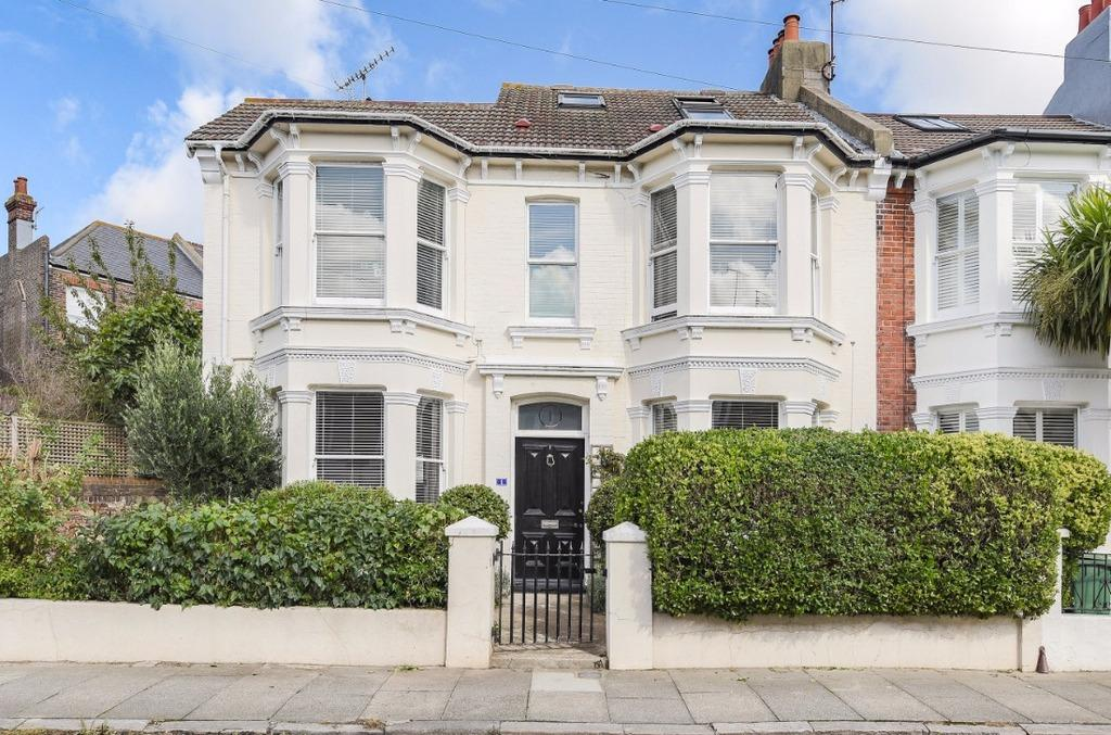 4 Bedrooms End Of Terrace House for sale in Grantham Road Brighton East Sussex BN1