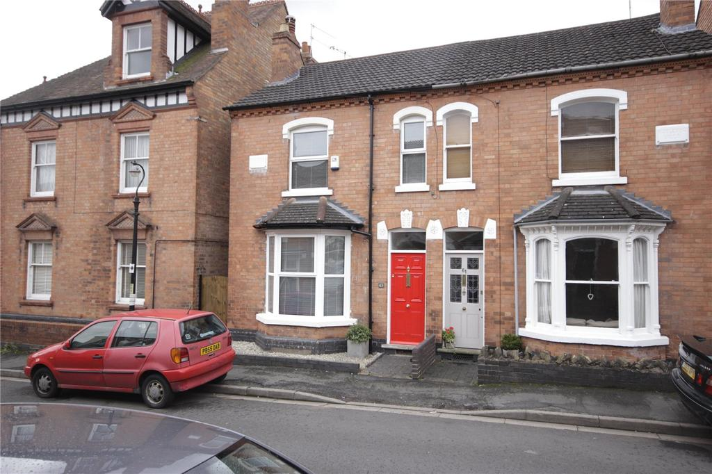 2 Bedrooms Semi Detached House for sale in Worcester, Worcestershire