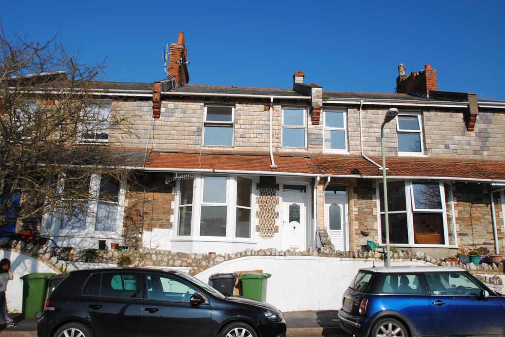 3 Bedrooms Terraced House for sale in Balmoral Terrace, Ilfracombe
