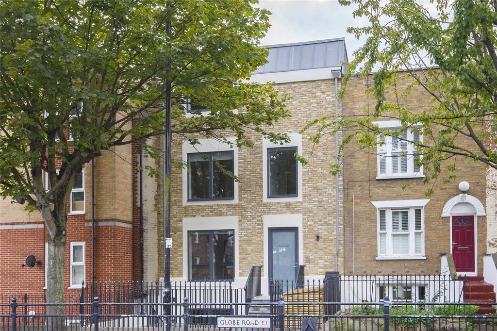 2 Bedrooms Flat for sale in Globe Road, London, E1