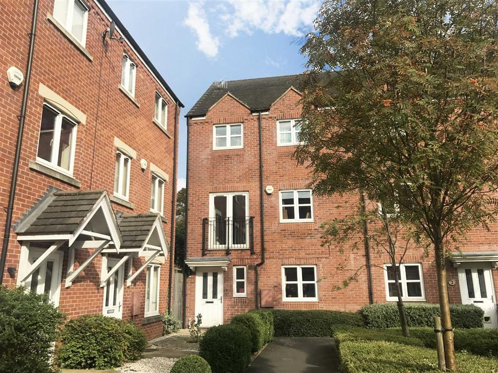 4 Bedrooms Town House for sale in Clarkes Court, Banbury