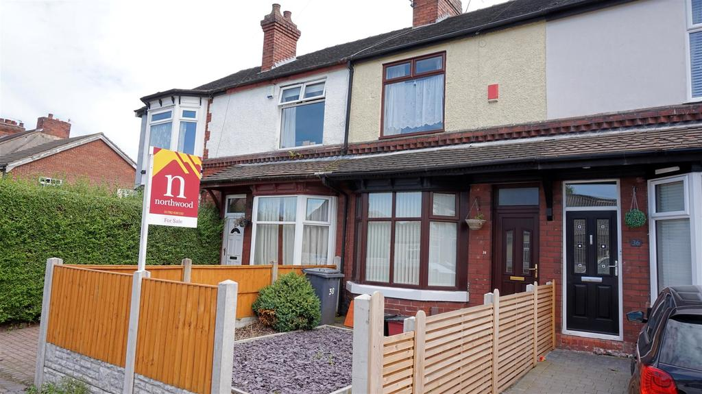 2 Bedrooms Town House for sale in Pitgreen Lane, Wolstanton, Newcastle, Staffs