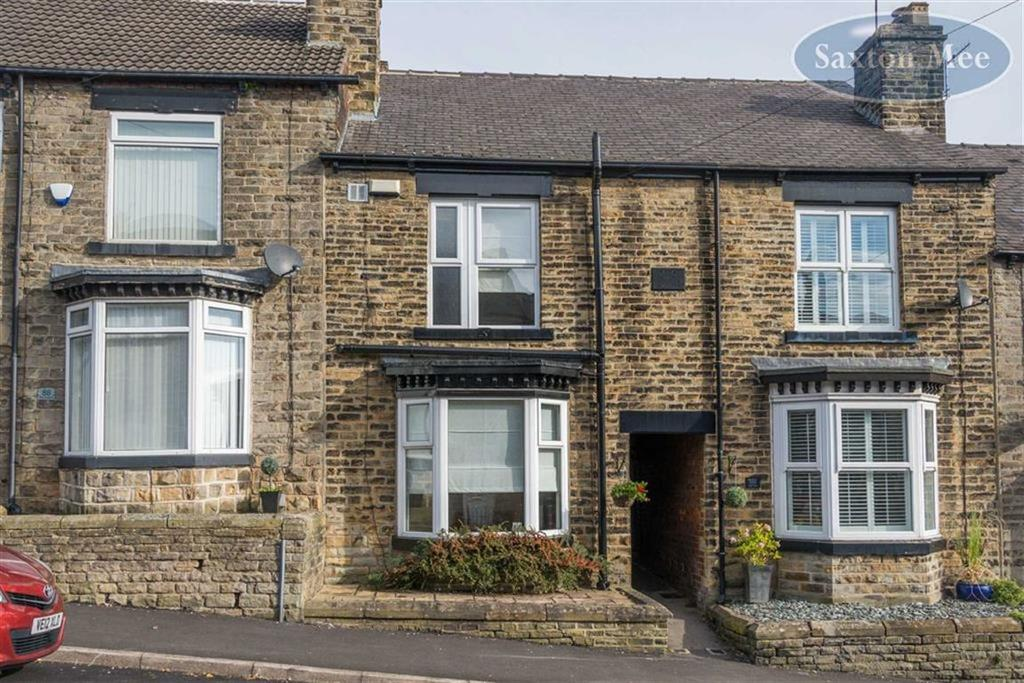 3 Bedrooms Terraced House for sale in Wynyard Road, Hillsborough, Sheffield, South Yorkshire, S6