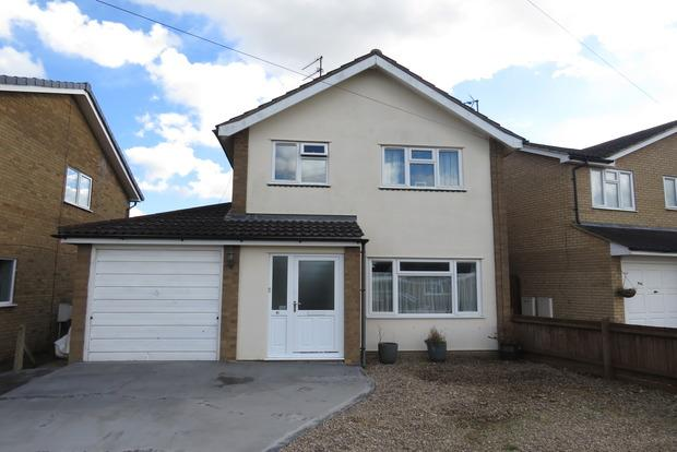 3 Bedrooms Detached House for sale in Ryeland Road, Duston, Northampton, NN5