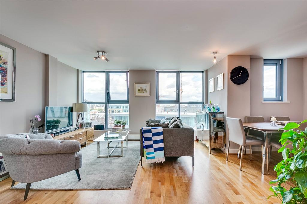 2 Bedrooms House for sale in Hardwicks Square, Wandsworth, London