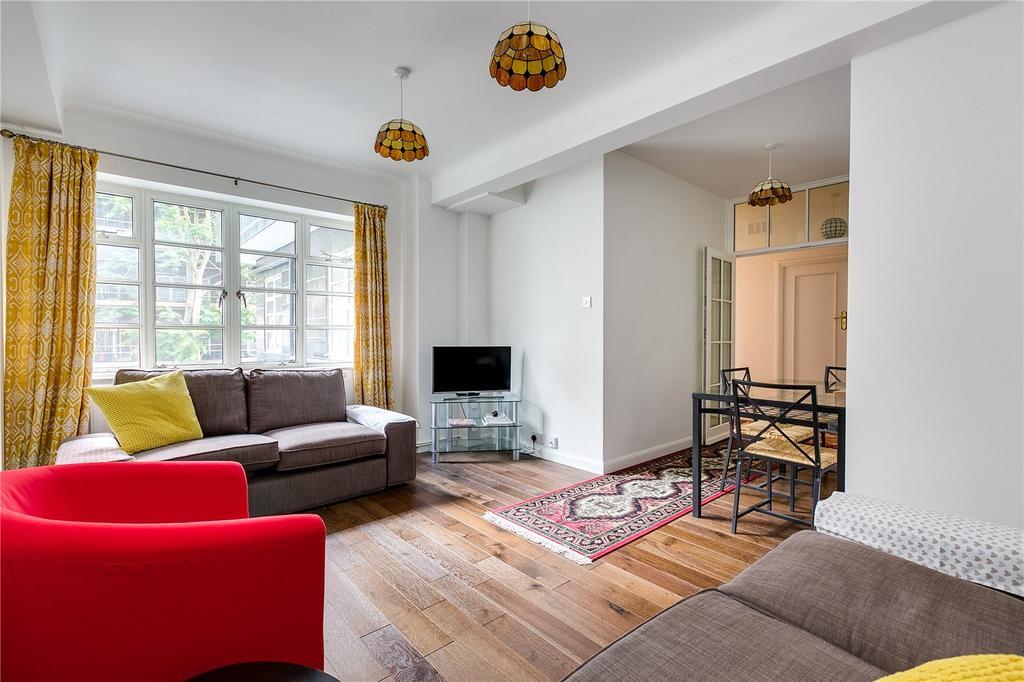 2 Bedrooms Flat for sale in Vicarage Gate, Kensington, London