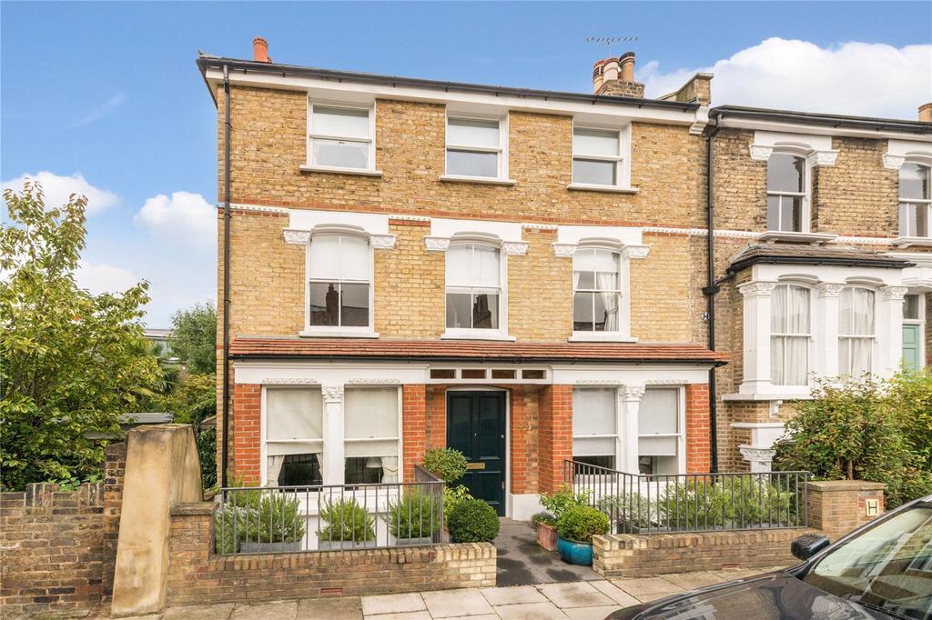 3 Bedrooms End Of Terrace House for sale in Elfort Road, Highbury, London
