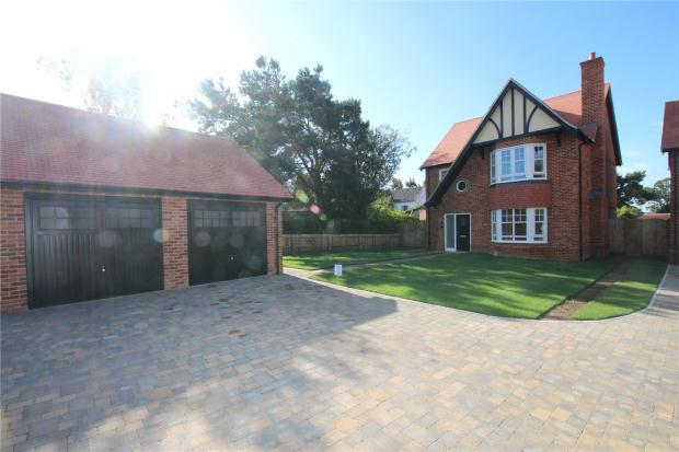 4 Bedrooms Detached House for sale in Chancellor's Wood, Colney Lane, Cringleford