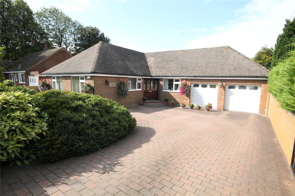3 Bedrooms Detached Bungalow for sale in New Hall Lane, Ardsley, Barnsley, S71