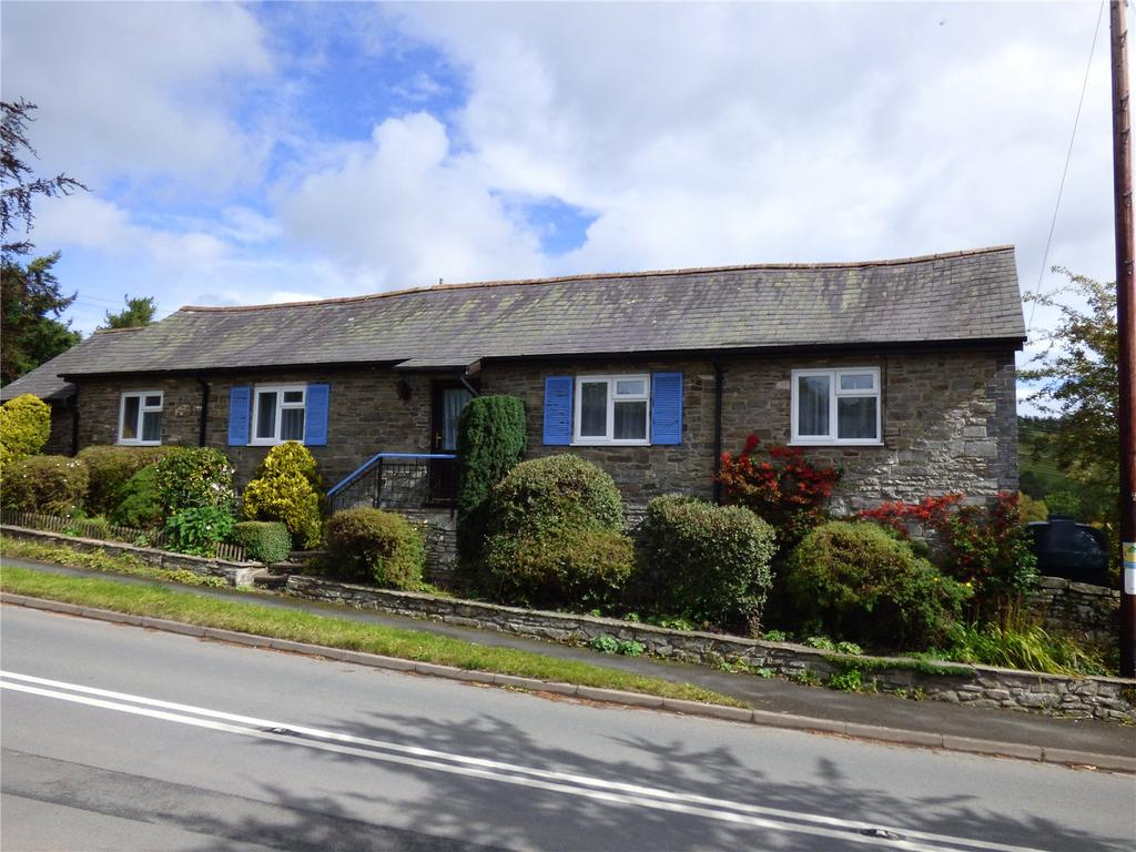 2 Bedrooms Barn Conversion Character Property for sale in Beguildy, Knighton, Powys