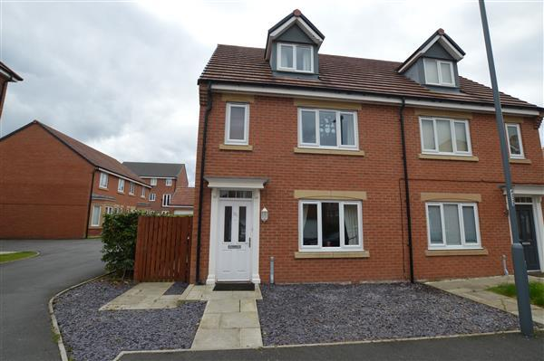 4 Bedrooms Semi Detached House for sale in Harvey Avenue, Framwellgate Moor, Framwellgate Moor