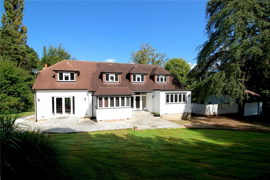 4 Bedrooms Detached House for sale in Colemans Hatch, Hartfield, East Sussex