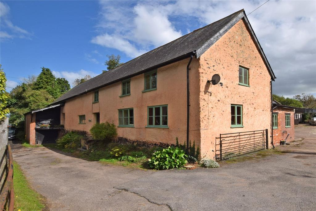 4 Bedrooms Detached House for sale in Alfington, Ottery St. Mary, Devon
