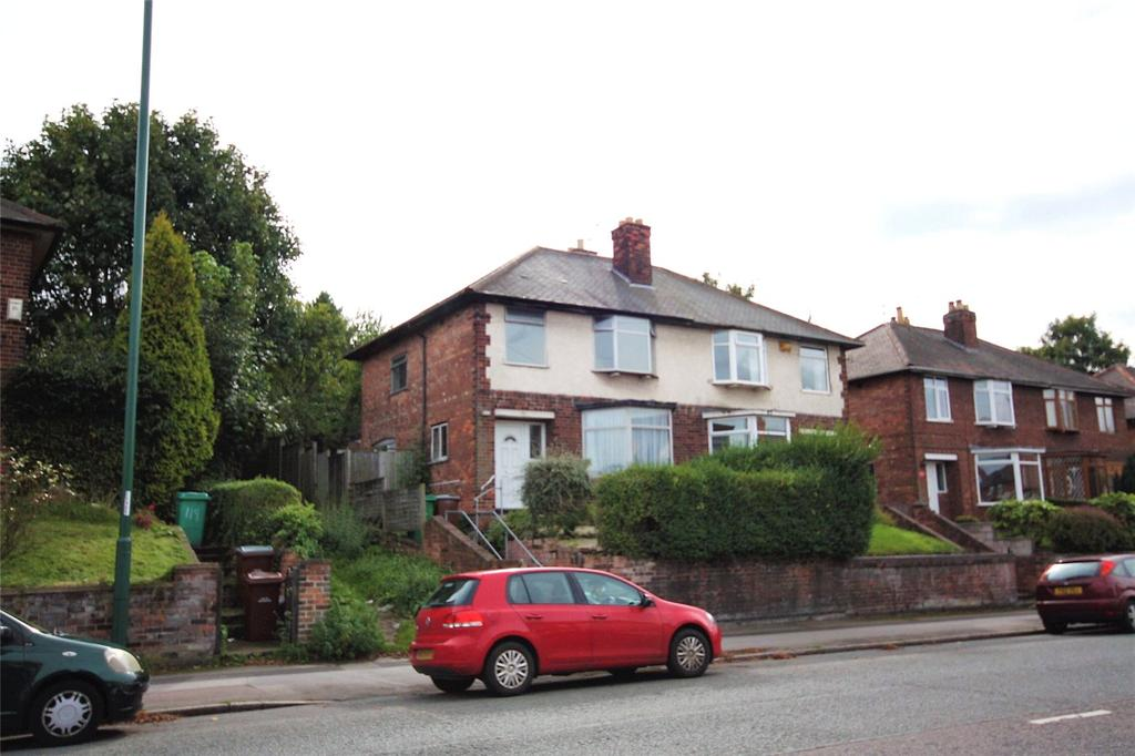 3 Bedrooms Semi Detached House for sale in Haydn Road, Nottingham, Nottinghamshire, NG5