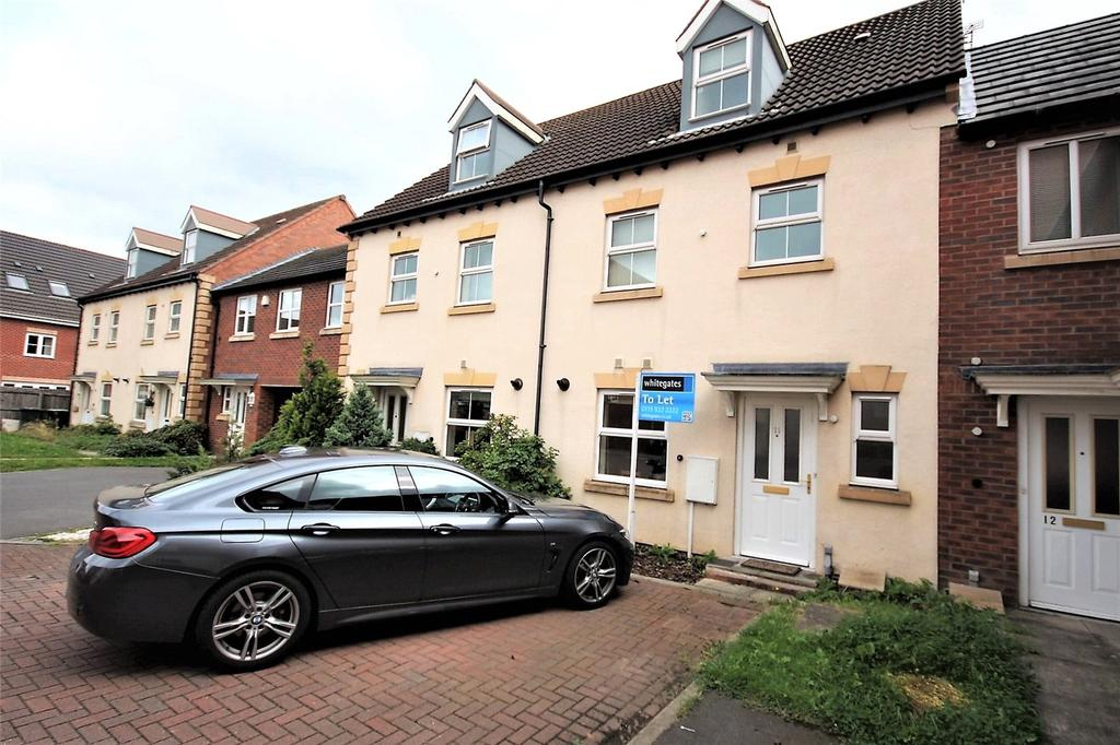 4 Bedrooms House Share for sale in Wilkinson Close, Chilwell, Nottingham, NG9