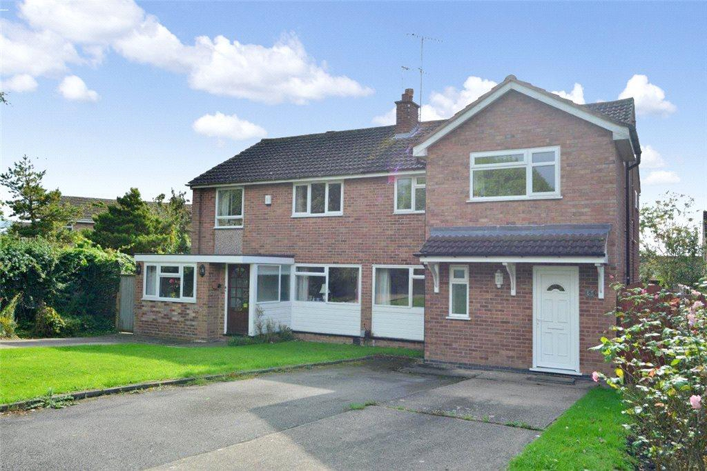 3 Bedrooms Semi Detached House for sale in Bishopton Lane, Stratford-upon-Avon, CV37