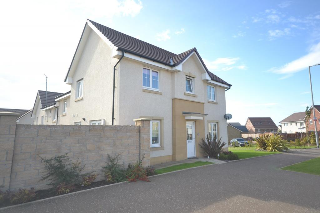3 Bedrooms Villa House for sale in 16 Commonwealth Drive, Troon, Barassie, KA10 7FB