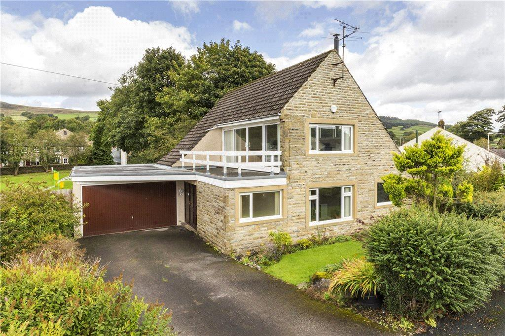 4 Bedrooms Detached House for sale in Fell View, Embsay, Skipton, North Yorkshire