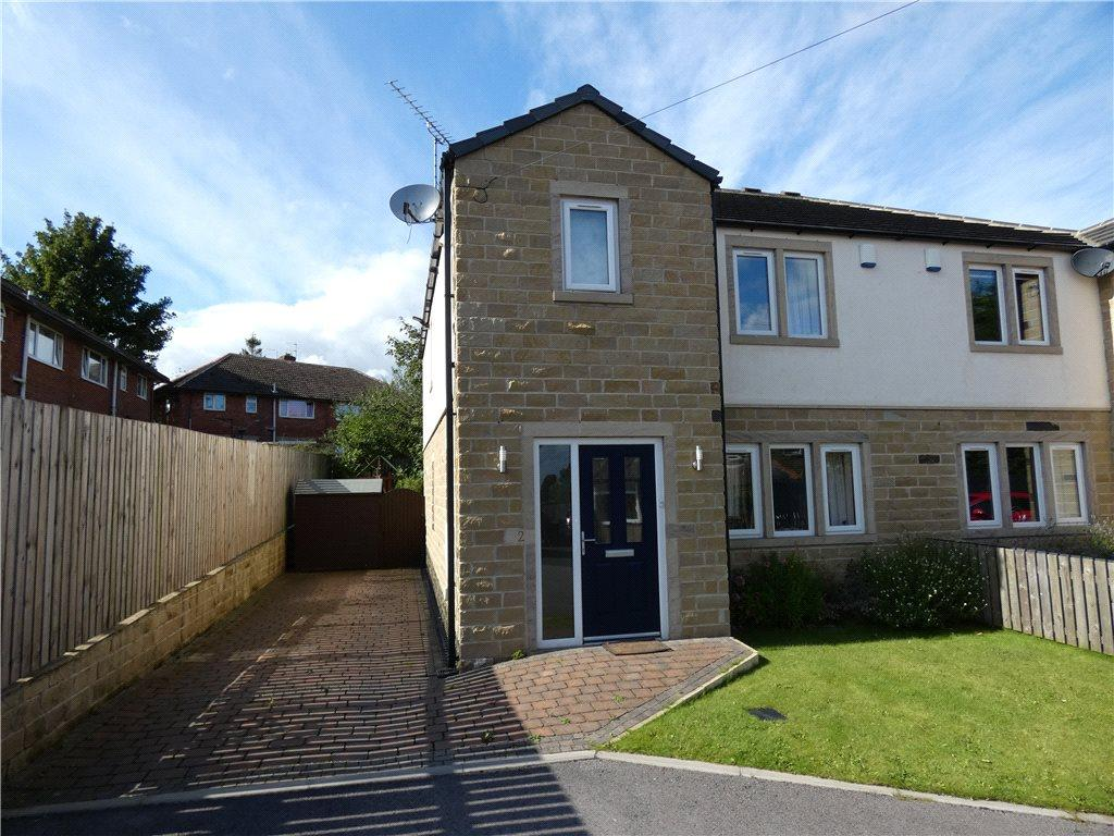 3 Bedrooms Semi Detached House for sale in Rocklands Avenue, Baildon, West Yorkshire