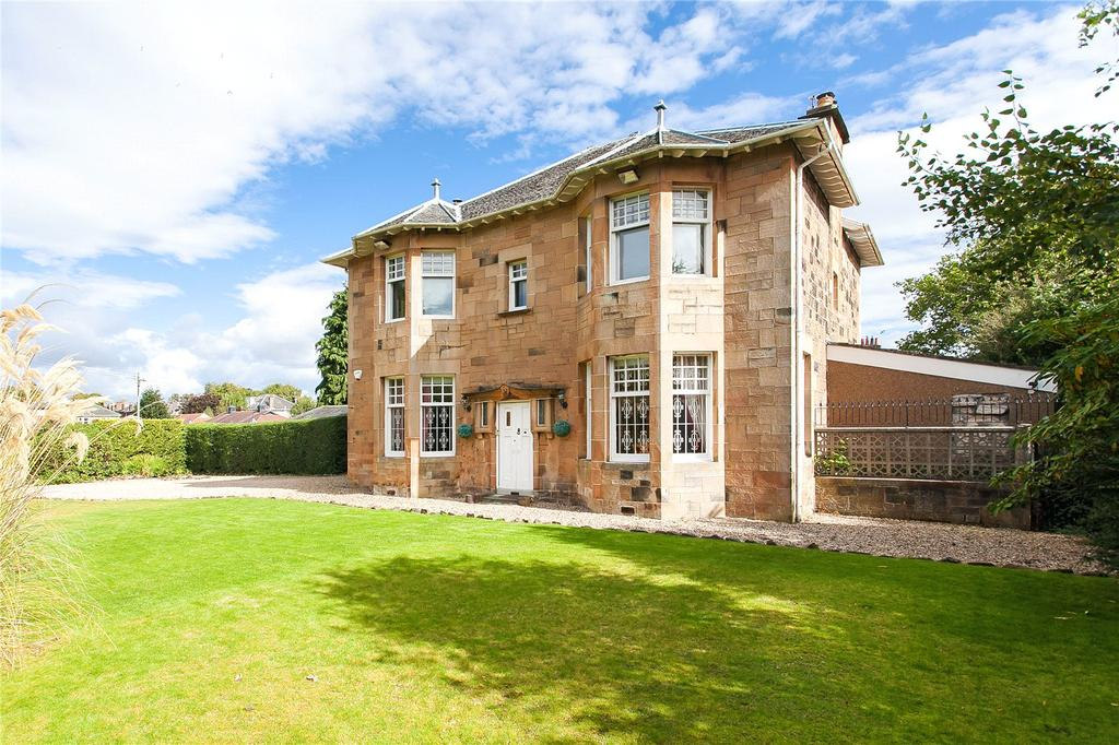 5 Bedrooms Detached House for sale in The Grange, Langside Drive, Glasgow, Lanarkshire