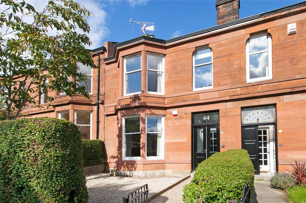 4 Bedrooms Terraced House for sale in Abbey Drive, Jordanhill, Glasgow