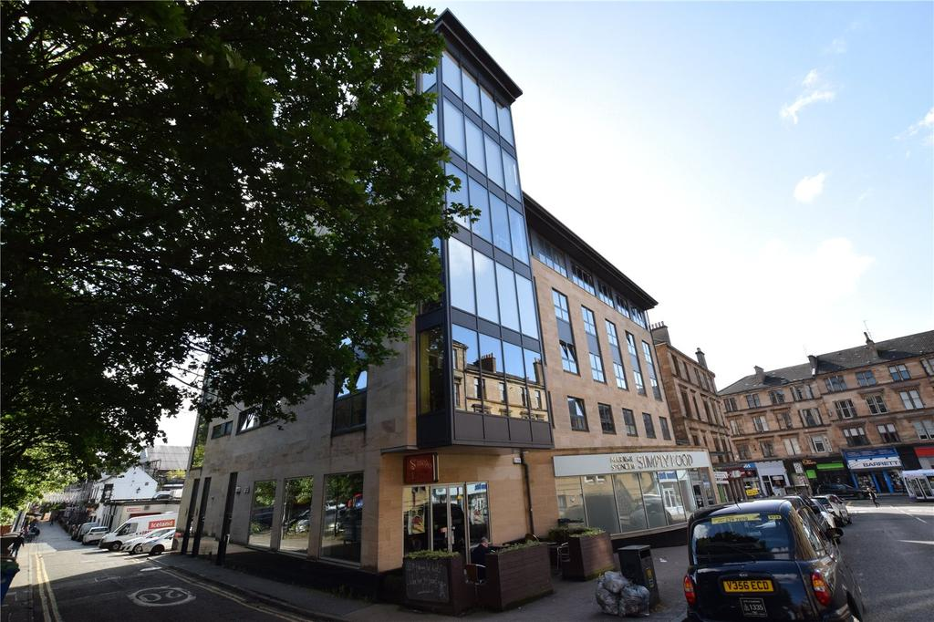 2 Bedrooms Apartment Flat for sale in 4/1, Great George Lane, Hillhead, Glasgow