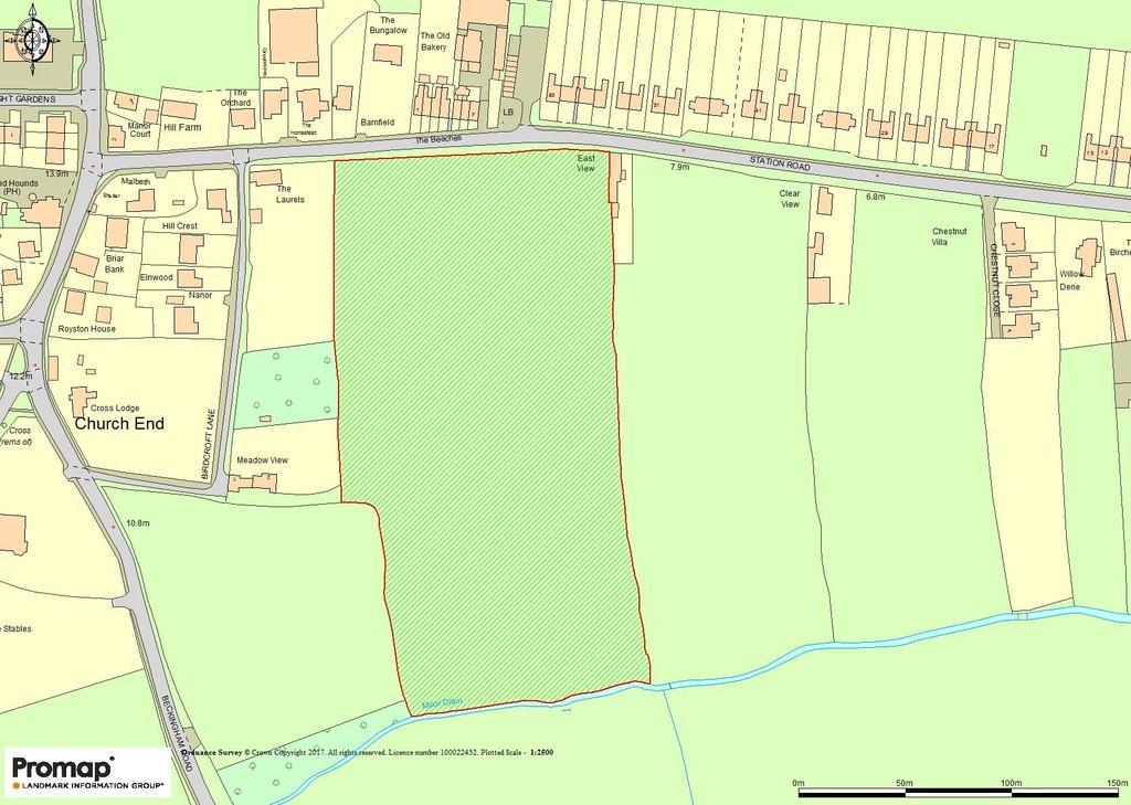 Land Commercial for sale in Station Road, Walkeringham, Doncaster