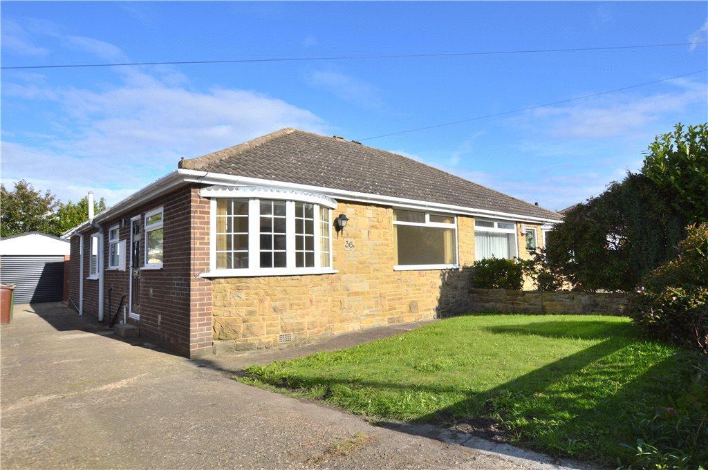 4 Bedrooms Semi Detached Bungalow for sale in Lee Moor Road, Stanley, Wakefield, West Yorkshire