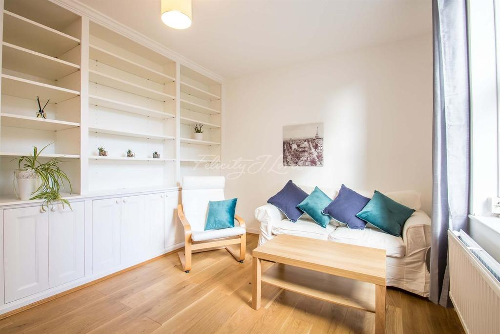 2 Bedrooms Flat for sale in Matilda House, E1W