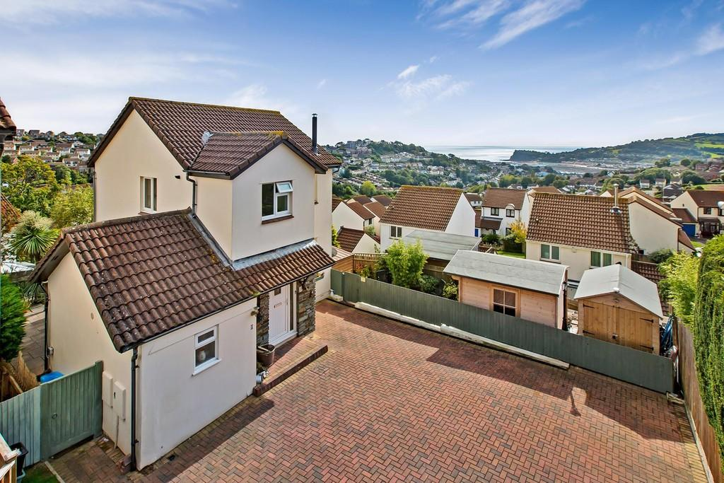 4 Bedrooms Detached House for sale in Keats Close, Teignmouth, TQ14 9UQ