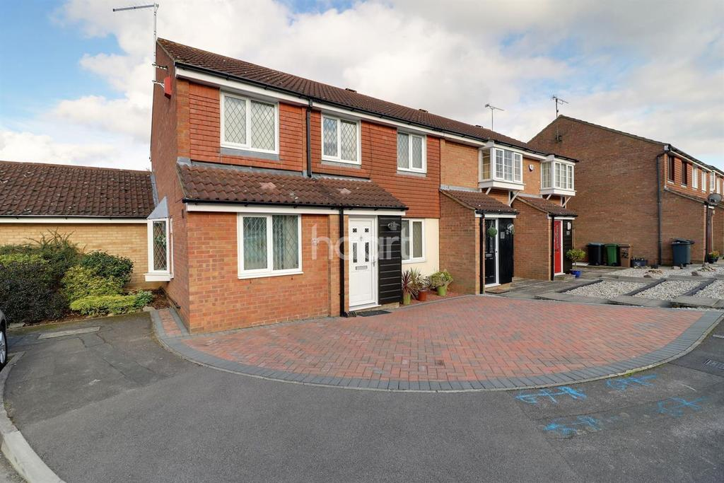 4 Bedrooms End Of Terrace House for sale in Deeply Dashing In Wigmore