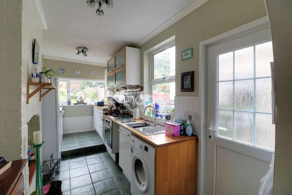 2 Bedrooms End Of Terrace House for sale in Really Big In Round Green