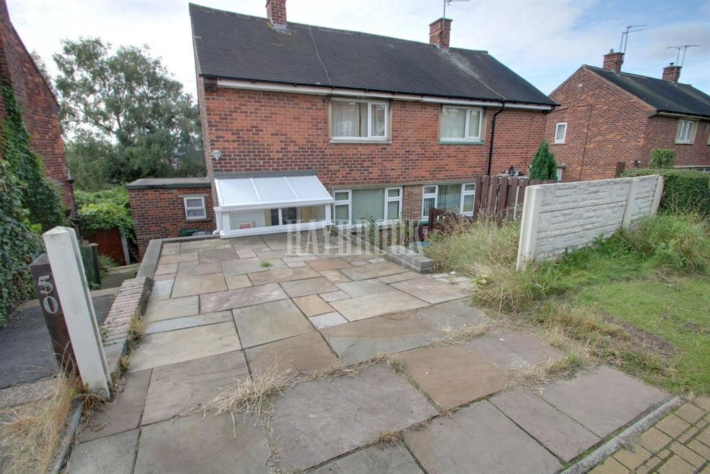2 Bedrooms Semi Detached House for sale in Great Park Road, Kimberworth Park