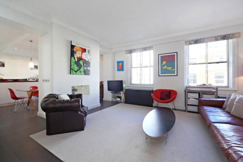 2 Bedrooms Flat for sale in Monmouth Road, London, W2