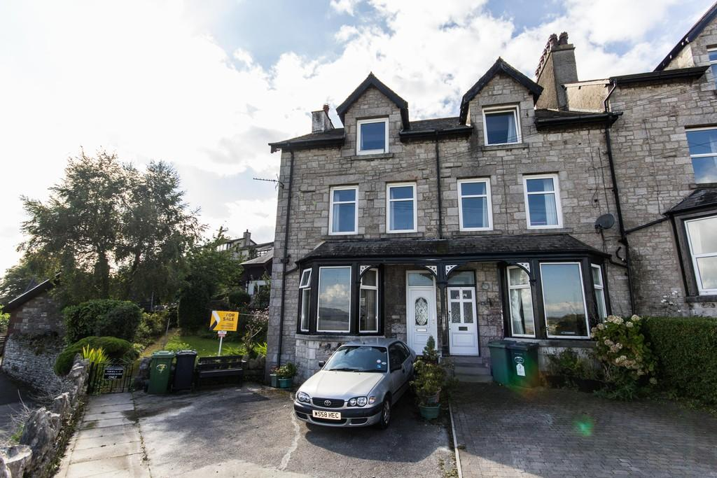 5 Bedrooms End Of Terrace House for sale in 7 Morecambe Bank, Grange over Sands