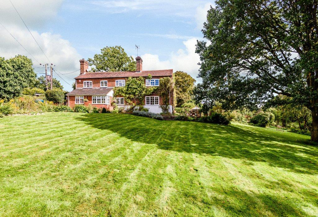 4 Bedrooms Detached House for sale in Farm Lane, Mortimer West End, Reading, Berkshire