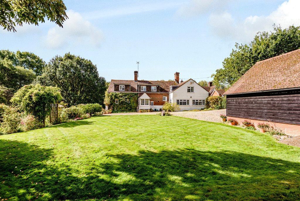 4 Bedrooms Detached House for sale in Farm Lane, Mortimer West End, Reading