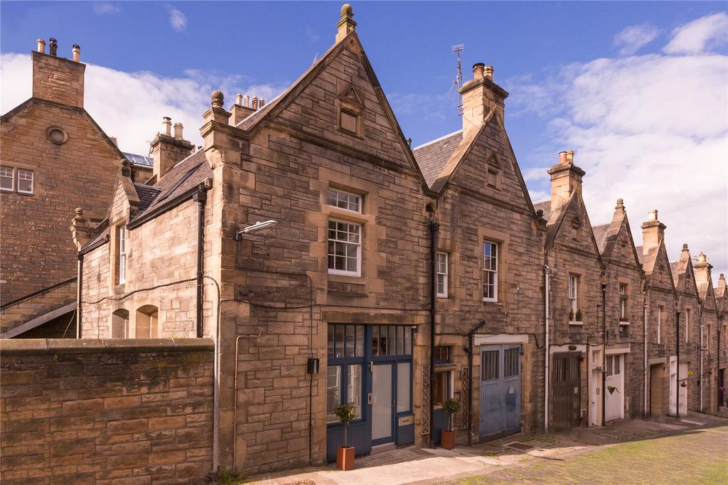 4 Bedrooms Terraced House for sale in Rothesay Mews, Edinburgh