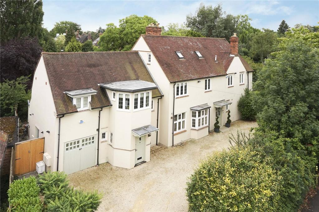 7 Bedrooms Detached House for sale in Belbroughton Road, Oxford