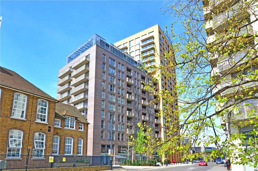 2 Bedrooms Flat for sale in Roma Corte, 1 Elmira Street, Lewisham, London, SE13
